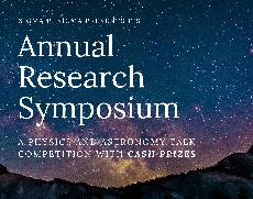 2017 Sigma Pi Sigma Research Symposium
